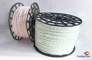 Веревка (шнур) полиамидная ПА капроновая 16-прядная